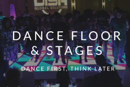Dance Floors & Stages