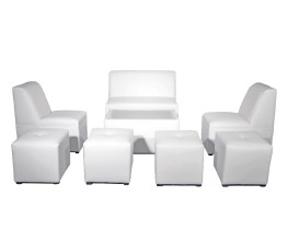 8 People lounge set