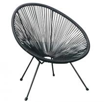 Acapulco chair - Black
