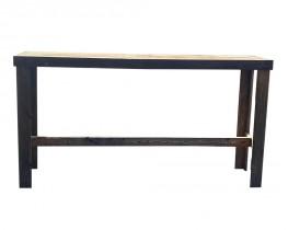 "Rustic Long Bar table 6 ft x 20"""
