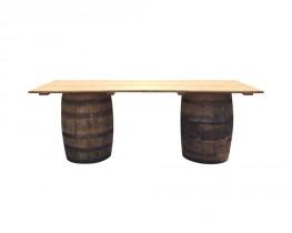 Buffet Table - Barrells