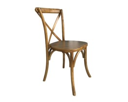 Crossback Chair - Natural