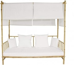 Outdoor Bamboo Day Bed