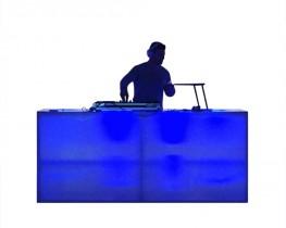 DJ Booth - Illuminated