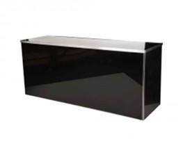 8ft Glossy Black Bar