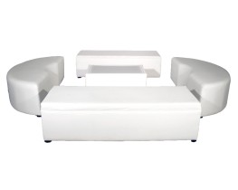 12 People lounge furniture set