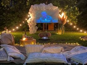 The movie night