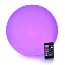 "9"" illuminated orbs - waterproof"
