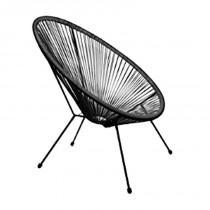 Acapulco chair - Black