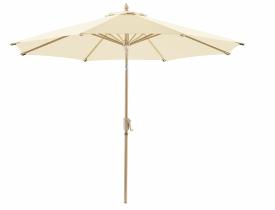 9' Natural Umbrella