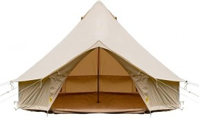 20 FT - Teepee Tent only.